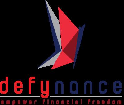 Defynance Logo - Empower Financial Freedom